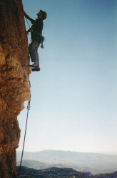 Darrow Climbing